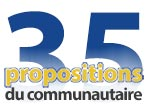 35 propositions du communautaires